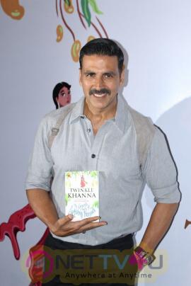 Akshay Kumar, Alia Bhatt At The Launch Of Twinkle Khanna's 2nd Book Cute Pics Hindi Gallery