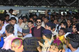 Anil Kapoor At Promotes His TV Show 24 Season 2 At Mumbai Central Station Attractive Stills Hindi Gallery