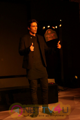 Arjun Rampal At Blenders Pride Fashion Tour Preview  Stills Hindi Gallery