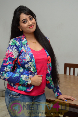 Ashvini Latest Good-Looking Cute Photos Telugu Gallery