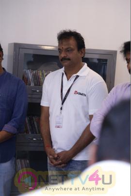 Asmita Chennai International Film School Inauguration At Saligramam Photos