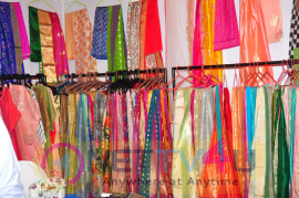 Aura Fashion Exhibition Launch Photos Telugu Gallery