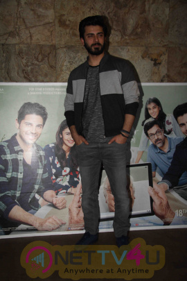 Aamir Khan, Anushka Sharma Fawad Khan At Film Kapoor & Sons Special Screening Stills Hindi Gallery