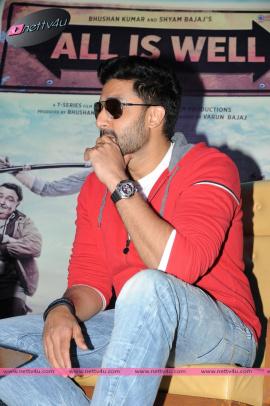 Actor Abhishek Bachchan Latest Pictures