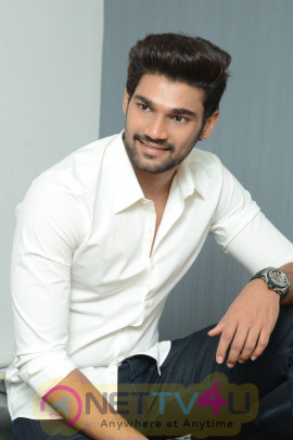 Actor Bellamkonda Srinivas Latest News Photos