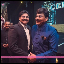 actor chiranjeevi 60th birthday celebration photos 13