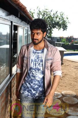 Actor Harish Kalyan New Photo-shoot Latest Stills Tamil Gallery