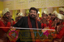 Actor Mohanlal New Malayalam Movie Oppam Song Latest Stills