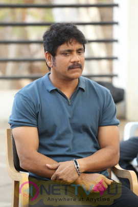 Actor Nagarjuna Oopiri Interview Latest Stills