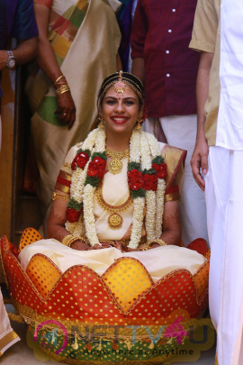 Actor Nakul Weds Shruti Marriage Photos Tamil Gallery
