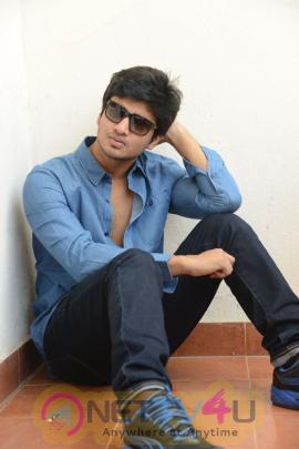 Actor Nikhil Interview About Sankarabharanam Images