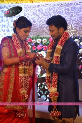 actor pandiya rajan s younger son prithiviraj betrothal event photos