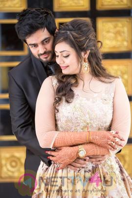 Actor Sharran Kumar Wedding Stills