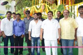 actor tarun s new film opening and pooja event stills