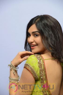 Actress Adah Sharma New Photos Telugu Gallery