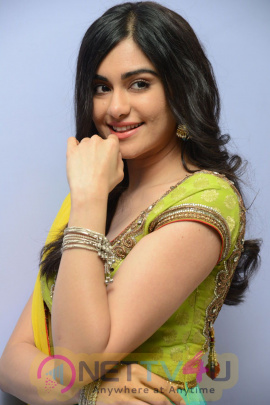 Actress Adah Sharma New Photos Telugu Gallery
