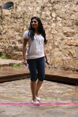 Actress Hari Priya Latest Stills