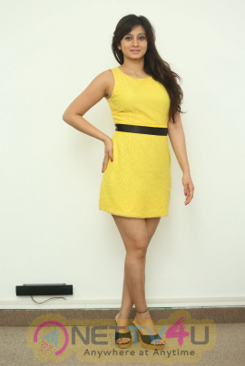 Actress Harshika Poonacha Photoshoot Stills Telugu Gallery