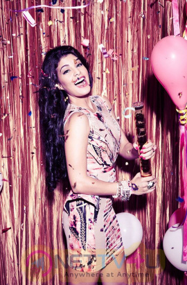 Actress Jacqueline Fernandez Photoshoot For Cosmopolitan Magazine
