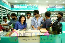 Actress Jananis Birthday Celebration On The Sets Of Ultaa Photos Tamil Gallery