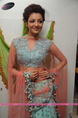 Actress Kajal Agarwal Photo Gallery