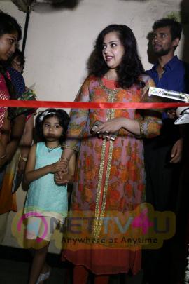 actress meena latest photos at viscosity dance academy launch