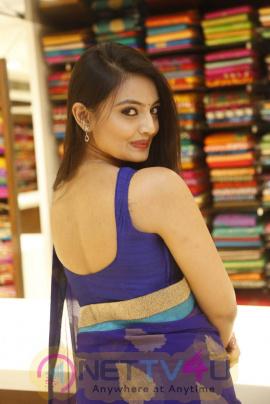Actress Nikitha Narayan Latest Photos At Kalamandir Foundation Day Celebrations