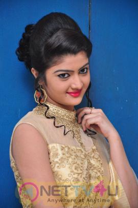 Actress Poojitha Latest Glamour Stills