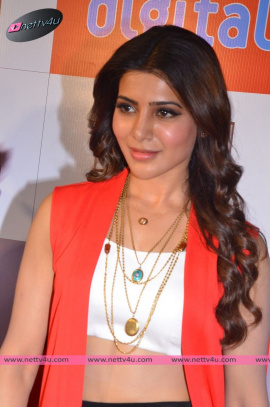 actress samantha latest photographs