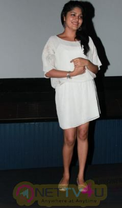 Actress Samyukta Hornad Beautiful Look Stills Kannada Gallery