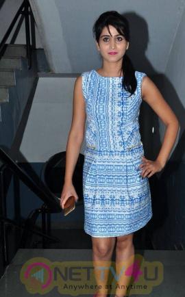 actress shamili at andhra pori movie preview show photos
