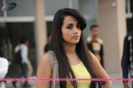actress trisha s expression in movie