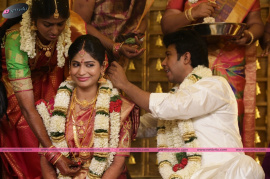 actress vijayalakshmi weds feroz wedding and reception photos