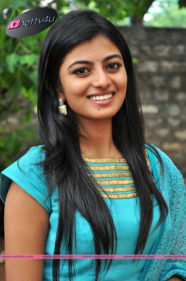 Tamil Actress Anandhi Latest Pictures