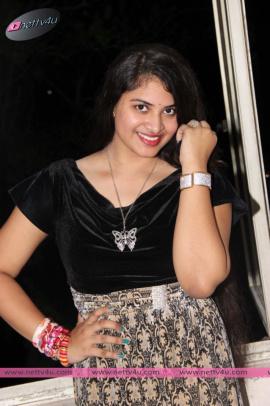 Beautiful Telugu Anchor Meghana Recent Photos