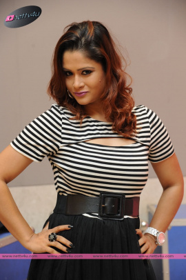 anchor shilpa chakravarthy charming photos