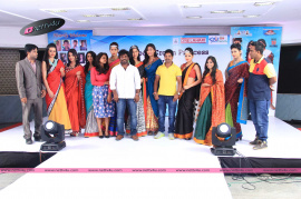 Angels Quest Organised A Fashion Show For Hyderabad Crown Princess