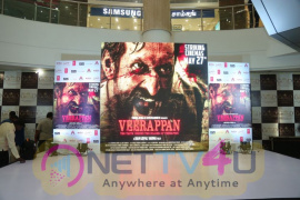 Attractive Photos Of Veerappan Movie Promotion At Grand Mall Velachery