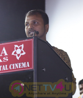 azhagendra sollukku amudha audio launch stills