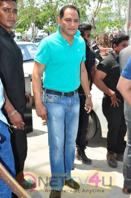 Azhar Movie Team At Cream & Stone Exclusive Photos Hindi Gallery
