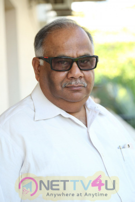 B. V. S. N. Prasad Interview Photos