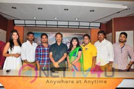 B.Tech Babulu Tollywood Movie Press Meet Images