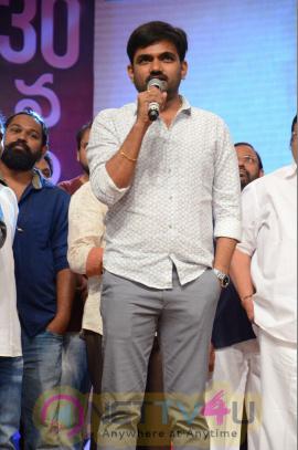 Babu Bangaram Telugu Movie Audio Launch Superb Photos Telugu Gallery