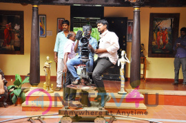 Balasaali Movie Team Working Stills