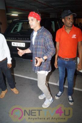 Bollywood Actor Emraan Hashmi And Jimmy Shergill Spotted At Mumbai Airport Beautiful Photos