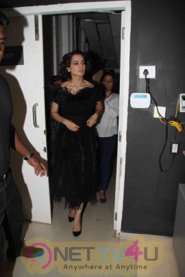 Bollywood Actress Kangna Ranaut Launches Grazia Magazine 100th Issue Images Hindi Gallery