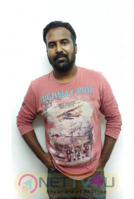 Bollywood Director Anurag Kashyap Directly Publish Online Tamil Film Karma Photos