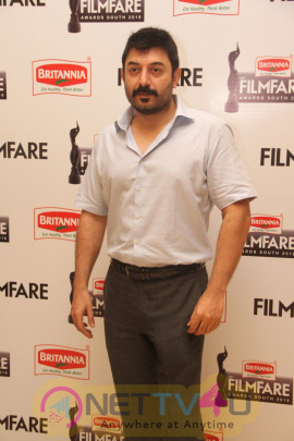 Britannia Filmfare Awards 2016 South Press Meet Beauteous Photos Tamil Gallery