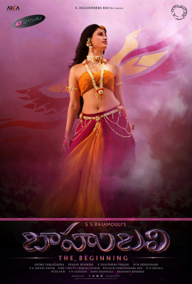 baahubali movie actress tamannah as avanthika photo