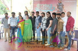Bangalore Underworld Film Launch Stills Kannada Gallery